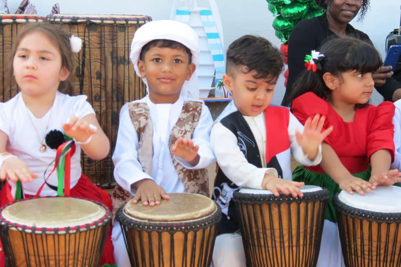 BlueBirdNursery NadAlHammar-National Day Celebration 2019