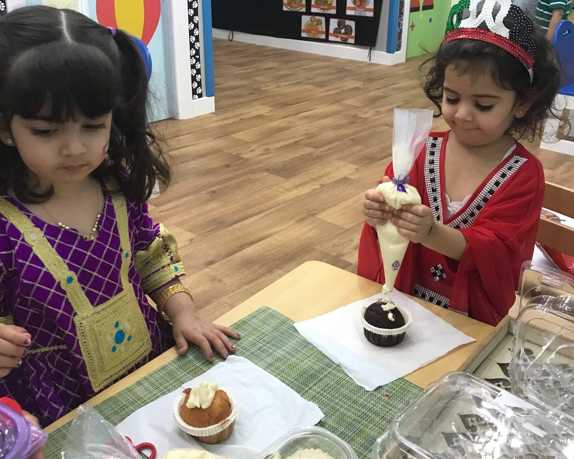 BlueBirdNursery DubaiSouth-National Day Celebration 2019
