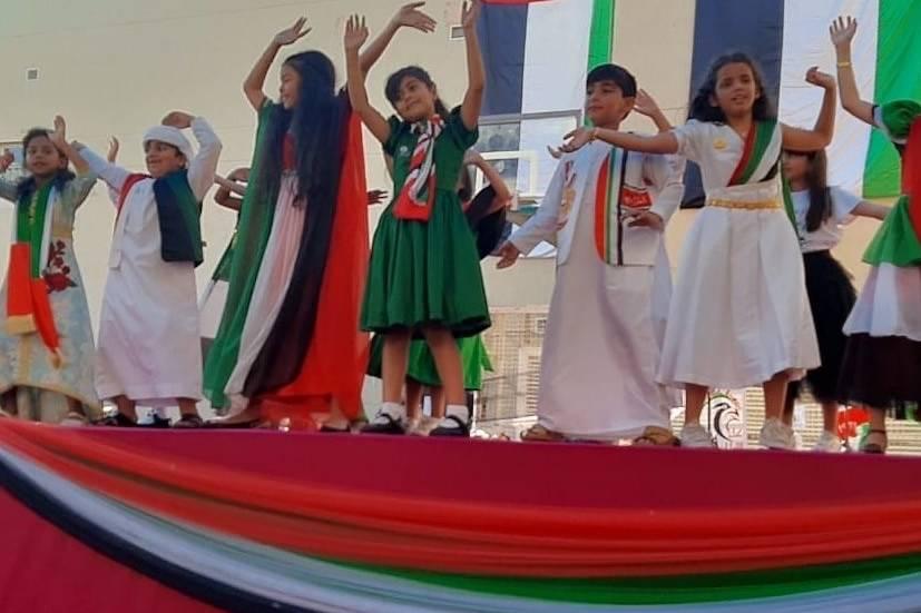 New Academy School Al Raffa National Day 2019