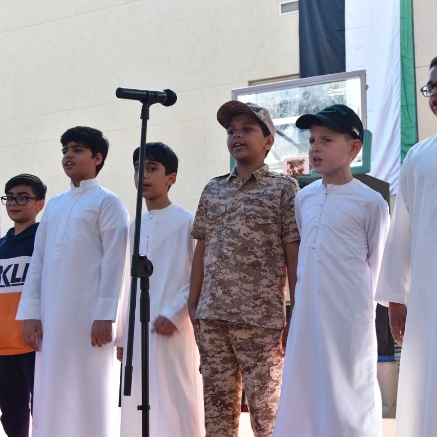 New Academy School Al Raffa National Day 2019