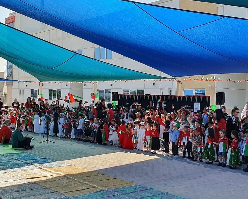 SmartVisionSchool AlBarsha-National Day Celebration 2019