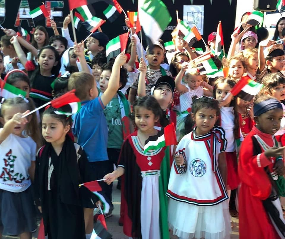 SmartVisionSchool AlBarsha-National Day Celebration 2019